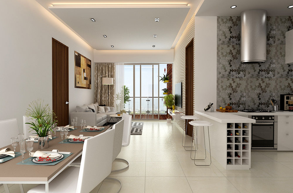 2 Bedroom Apartments at Skynest
