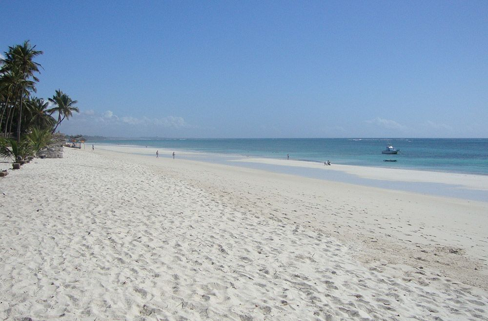Golden Sand Resort In Diani Apartments In Diani Kenya