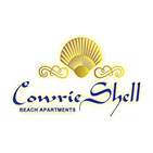 Cowrie Shell Beach Apartments Logo